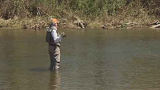 Virginia offers free weekend of fishing nbc29 wvir for Free fishing license for veterans