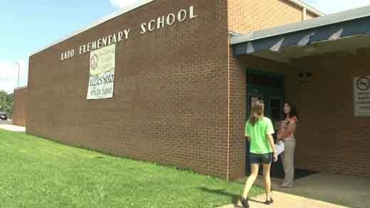 Last First Day Of School For Ladd Elementary Wvir Nbc29