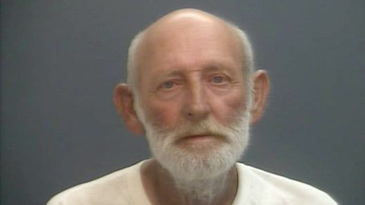 Ray McArthur Frazier, of Nelson County, charged with felony construction fraud