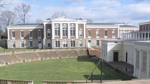 UVA Architecture School Programs Ranked in Top Three NBC29 WVIR