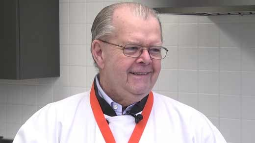 Former White House chef Jack Hanny