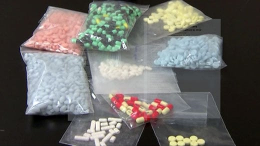 Drugs slated for destruction