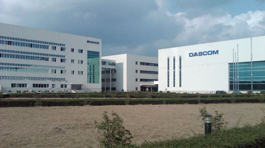 DASCOM in China