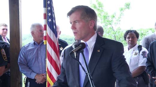 Gov. McDonnell is considering a career as an author once his term is complete.