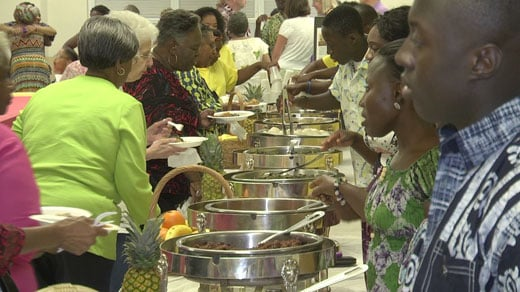 """A Taste of Ghana"""