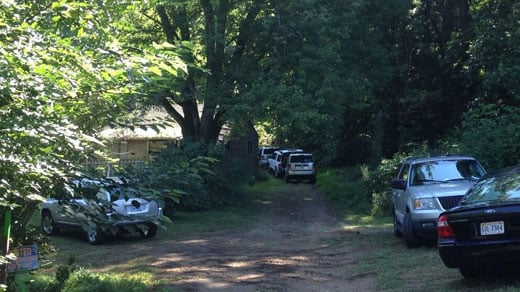 Federal agents return to Taylor's home for search