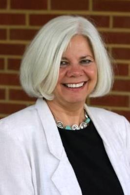 Dr. Pamela Moran, courtesy of the Albemarle County Public Schools website