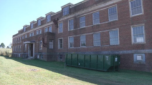 Staunton City Council hopes to revitalize this building, which has been ignored for 30 years.