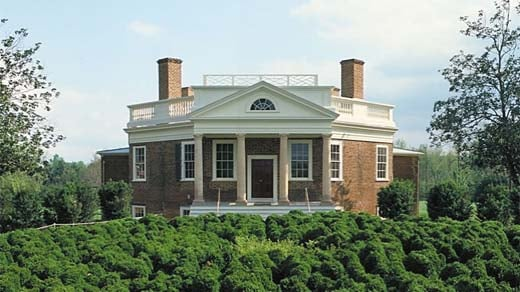 Poplar Forest, photo courtesy of Poplarforest.org