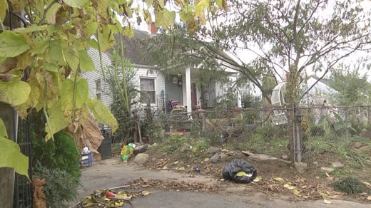 neighbors bring complaints of messy yard to augusta
