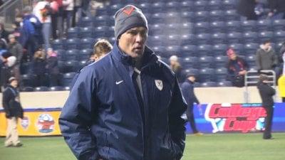 George Gelnovatch's team returns all but one starter next season