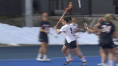 Liza Blue scored 4 goals for the second time this season