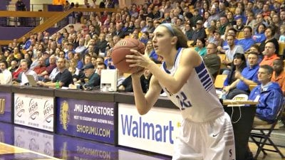 McKenzie Jenkins scored 13 points for Spotswood