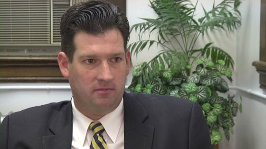 Michael Hallahan, court-appointed attorney representing Randy Taylor