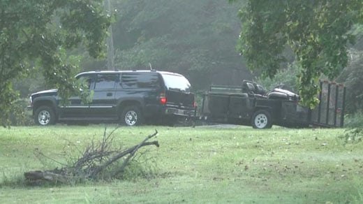 Authorities continue search for Alexis Murphy on Country Lane