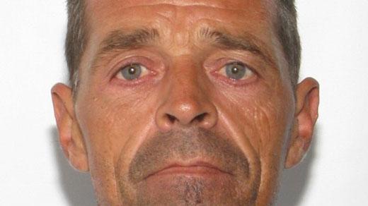 Updated Randy Taylor mug shot released by FBI