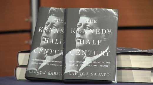 """The Kennedy Half Century"" by Larry Sabato"