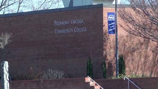 Piedmont Community College In Virginia