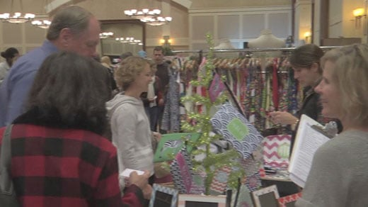 10th Annual Mistletoe Market