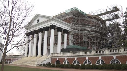 Rotunda restoration