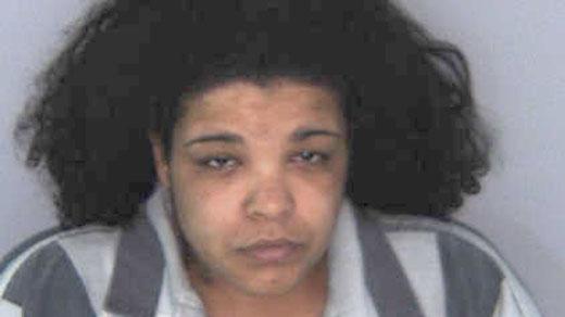 Shantai Shelton, photo courtesy of Central Virginia Regional Jail