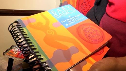 Baby Basics book