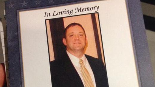 Kevin Quick memorial service program