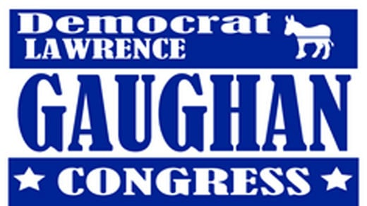 Photo courtesy of gaughanforcongress.com