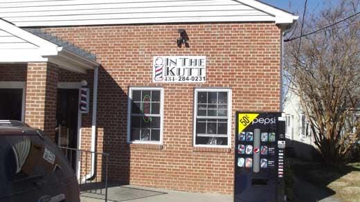 In the Kutt Barbershop