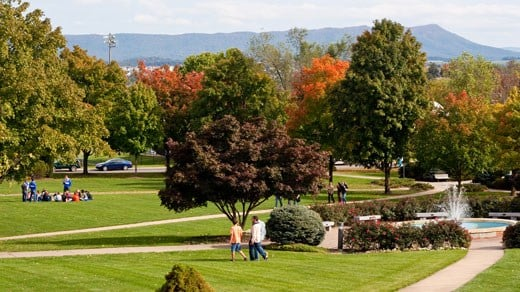 Eastern Mennonite University, photo courtesy of wikipedia.org