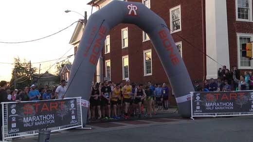 Chararlottesville Marathon (FILE IMAGE)