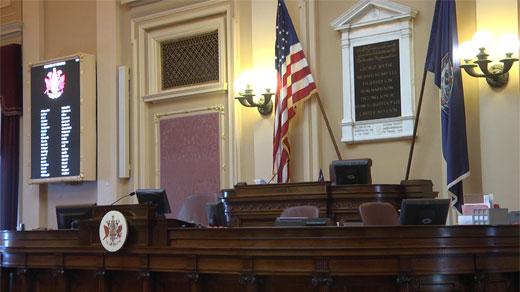 Virginia Senate (FILE)