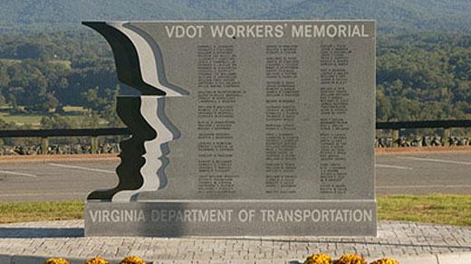 Photo courtesy of virginiadot.org