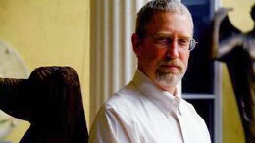 Alan Taylor, photo courtesy of virginia.edu