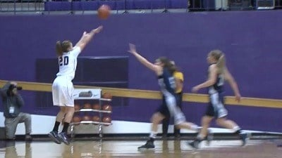 Kirby Burkholder has signed a free agent deal with the Washington Mystics