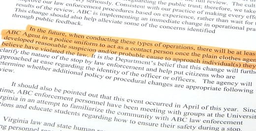 ABC released a policy change late Friday.
