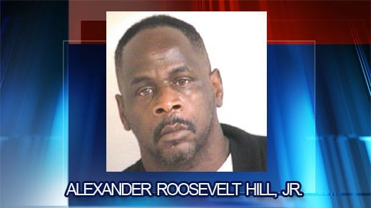 Alexander Roosevelt Hill, Jr.