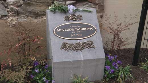 Mevluda Tahirovic Memorial Garden