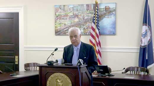 Former Governor Wilder