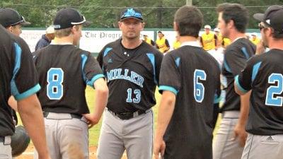 Miller School Loses 2 0 In Visaa Division Ii Baseball