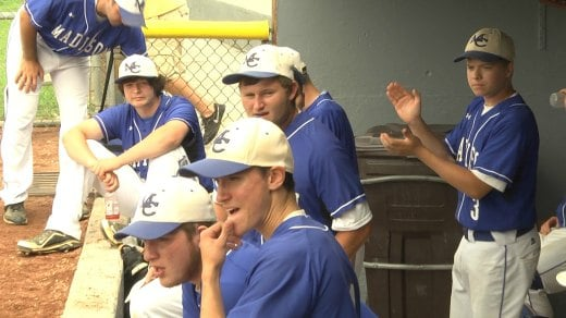 Madison lost 12-0 in state semifinals