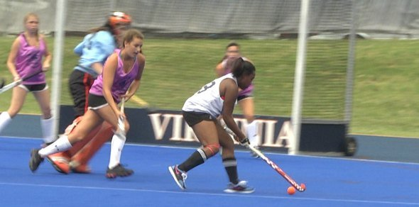 The Commonwealth Field Hockey Tournament took place this weekend at UVa
