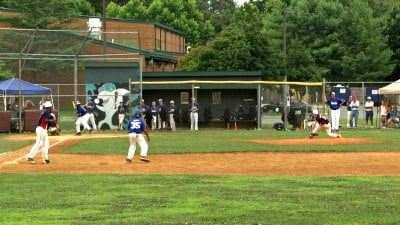 The Cal Ripken State Tournament runs through Sunday
