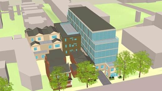 West Main plans