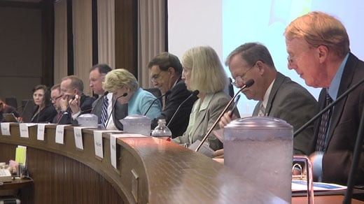 Joint Subcommittee to Study Mental Health Services meeting