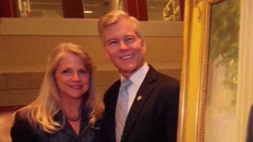 Maureen and Bob McDonnell