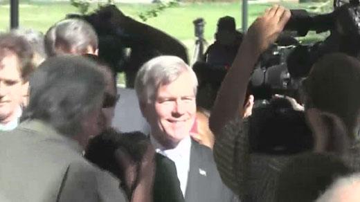 File photo:  Former Governor Bob McDonnell