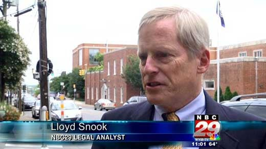 NBC29 Legal Analyst Lloyd Snook