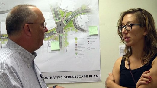 Steering Committee discusses West Main improvements