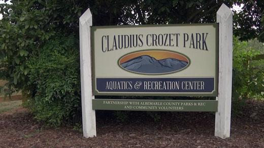 Claudius Crozet Park